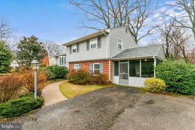 Severna Park Single Family Home For Sale: 603 Pin Oak Road