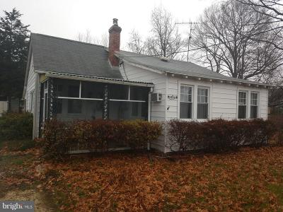 Shady Side Single Family Home For Sale: 4958 Chestnut Street