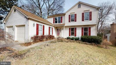 Millersville Single Family Home For Sale: 317 Locust Thorn Court