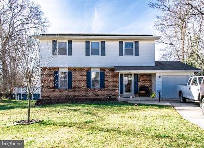 Glen Burnie Single Family Home For Sale: 378 Jamie Court