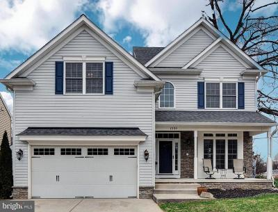 Annapolis MD Single Family Home For Sale: $699,000