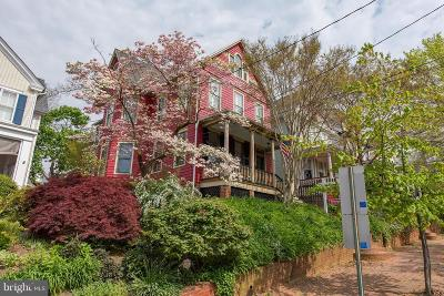Annapolis Single Family Home For Sale: 85 Market Street