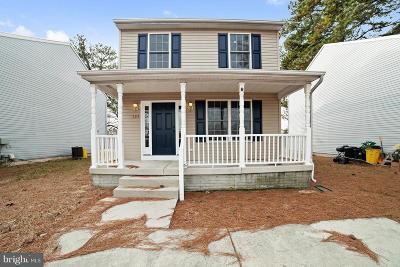 Glen Burnie Single Family Home For Sale: 105 Baltimore Avenue SW