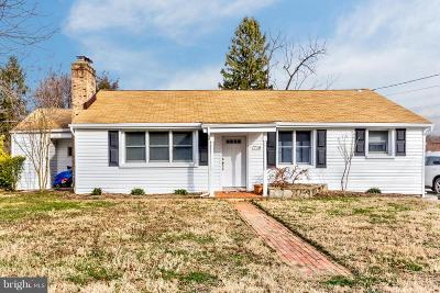 Anne Arundel County Single Family Home For Sale: 718 Broadmoor Drive
