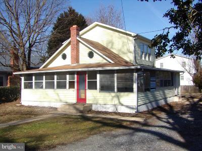Shady Side Single Family Home For Sale: 1196 Maple Avenue