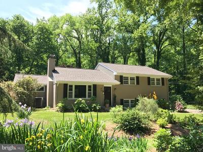 Annapolis Single Family Home For Sale: 80 Farragut Road