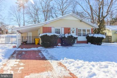Anne Arundel County Single Family Home For Sale: 1032 Fairway Avenue