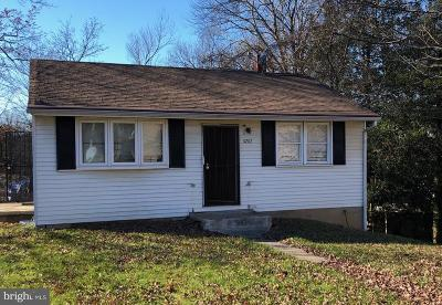 Glen Burnie Single Family Home For Auction: 6202 Harris Heights Avenue