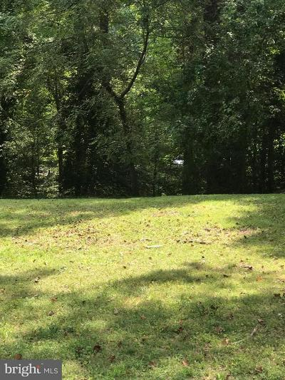 Annapolis Residential Lots & Land For Sale: Severn Drive