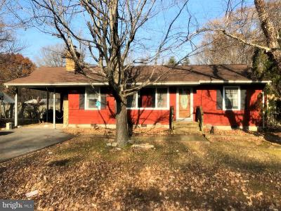 Shady Side Single Family Home For Sale: 1196 Pine Avenue