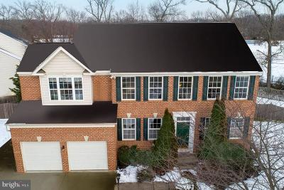 Annapolis Single Family Home For Sale: 707 Buoy Court