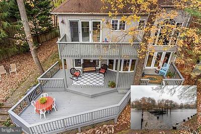 Severna Park Single Family Home For Sale: 395 Valley Stream Road