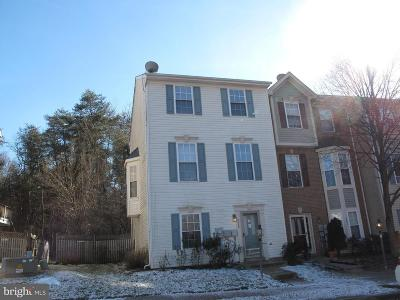 Anne Arundel County Townhouse For Sale: 8029 Brookmead Court