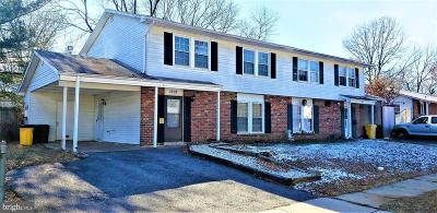 Odenton Single Family Home For Sale: 1303 Hallock Drive