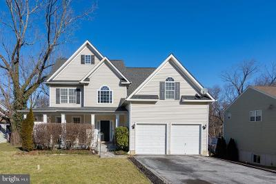 Annapolis Single Family Home For Sale: 332 Forest Beach Road