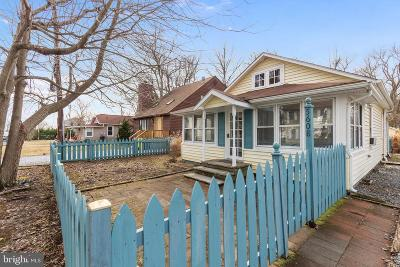 Churchton Single Family Home Active Under Contract: 5608 Essex Street