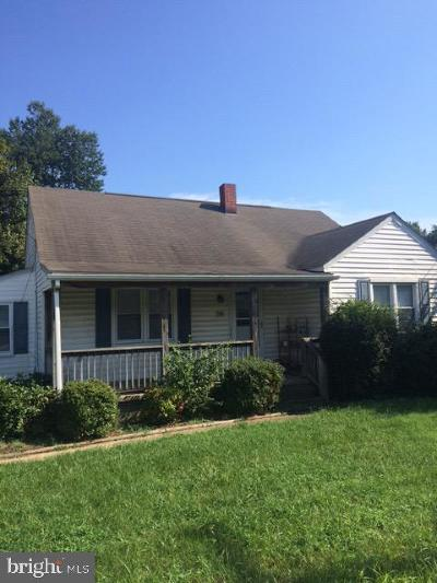 Anne Arundel County, Calvert County, Charles County, Prince Georges County, Saint Marys County Commercial For Sale: 7681 Quarterfield Road