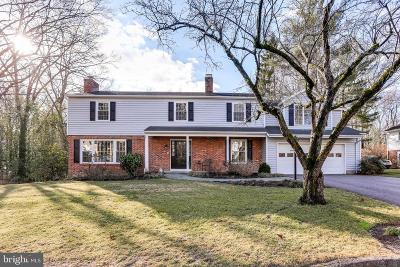 Severna Park Single Family Home For Sale: 65 Saint Andrews Road