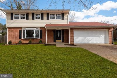 Annapolis MD Single Family Home For Sale: $449,900