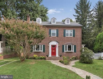 Annapolis Single Family Home For Sale: 2 Steele Avenue