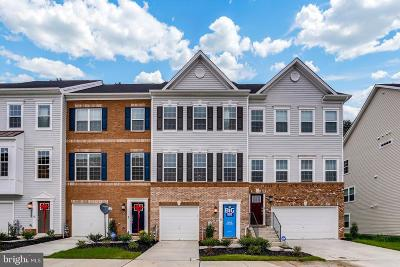Anne Arundel County, Calvert County, Charles County, Prince Georges County, Saint Marys County Townhouse For Sale: 3549 Tribeca Trail