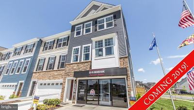 Anne Arundel County Townhouse For Sale: 3019 Cardinal Bluff Court