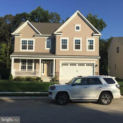 Anne Arundel County Rental For Rent: 276 Saltgrass Drive