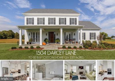 Davidsonville Single Family Home For Sale: 1504 Darcey Lane