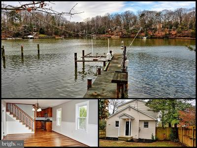 Anne Arundel County Single Family Home For Sale: 866 Mill Creek Road
