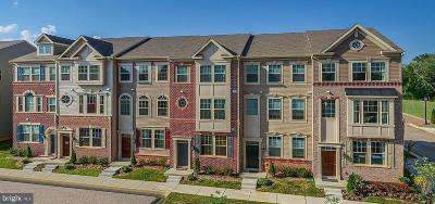Jessup Townhouse For Sale: 2606 Bradish Lane