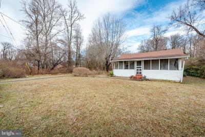 Anne Arundel County Single Family Home For Sale: 8162 Hog Neck Road