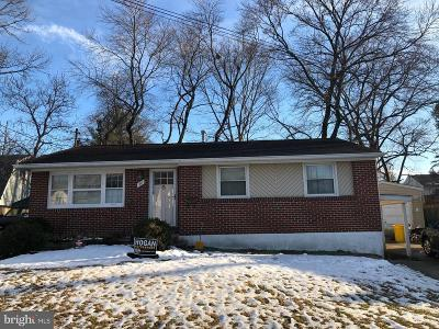 Glen Burnie Single Family Home For Sale: 611 Newfield Road