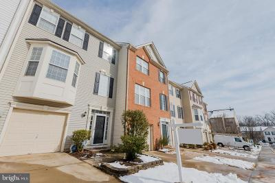 Chapel Grove, Piney Orchard Townhouse For Sale: 833 Patuxent Run Circle