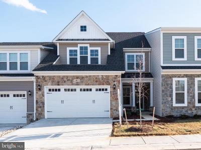 Odenton Townhouse For Sale: 1417 Bed Stone Lane