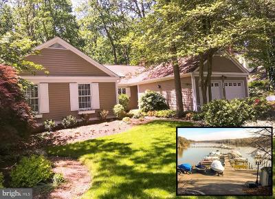 Anne Arundel County Single Family Home For Sale: 458 Old Orchard Circle
