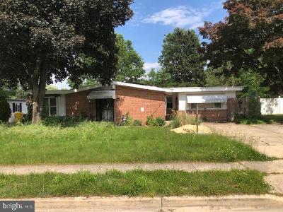 Glen Burnie Single Family Home Under Contract: 1115 Nottingham Drive