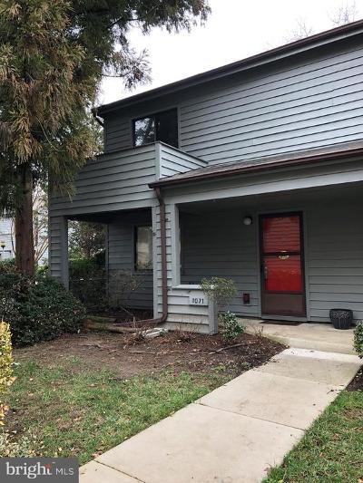 Annapolis Townhouse For Sale: 1071 Cedar Ridge Court