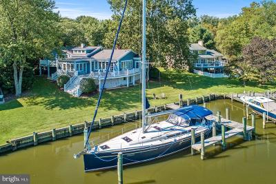 Annapolis Single Family Home For Sale: 437 Ferry Point Road