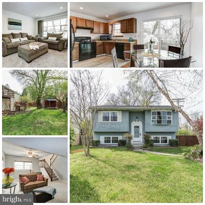 Severn Single Family Home For Sale: 8372 Wb And A Road