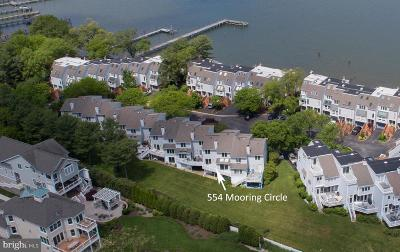 Arnold Condo For Sale: 554 Moorings Circle