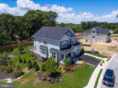 Crownsville Single Family Home For Sale: 609 Mullenax Lane