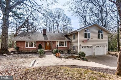 Severna Park Single Family Home Under Contract: 651 Whittier Parkway