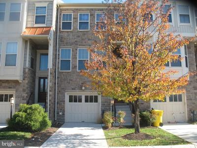 Gambrills Townhouse For Sale: 805 Gamber Court #4