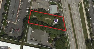 Anne Arundel County, Calvert County, Charles County, Prince Georges County, Saint Marys County Commercial For Sale: 1412 Crain Highway S