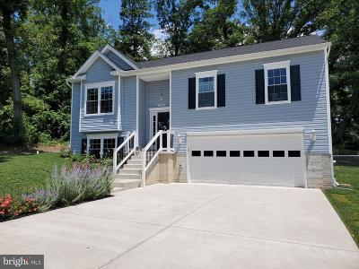 Glen Burnie Single Family Home For Sale: 1547 Brookhill Terrace