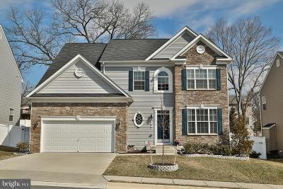 Glen Burnie Single Family Home For Sale: 704 Columbus Drive