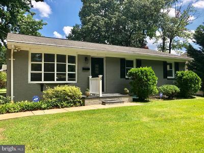 Glen Burnie Single Family Home For Sale: 5 Belvedere Avenue
