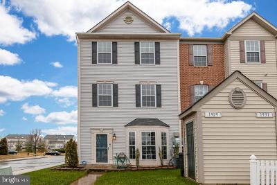 Odenton Townhouse For Sale: 1929 Camelia Court