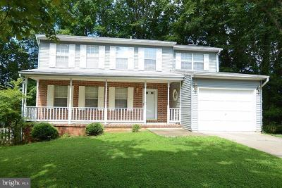 Anne Arundel County Single Family Home For Sale: 1250 Crowell Court