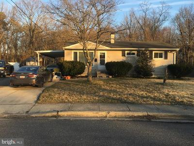 Odenton Single Family Home For Sale: 580 Rita Drive